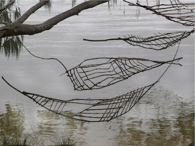 Drawings on The Water